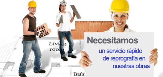 Copisteria para empresas constructorasl nuevo zorita madrid - Empresas de construccion madrid ...