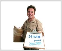 Servicio a domicilio 24 horas